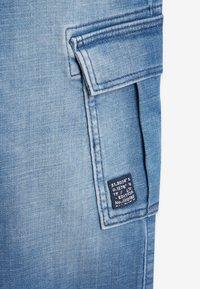 Next - Relaxed fit jeans - light-blue denim - 4