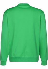Sergio Tacchini - LAZIO TRACKTOP - Training jacket - island green - 1