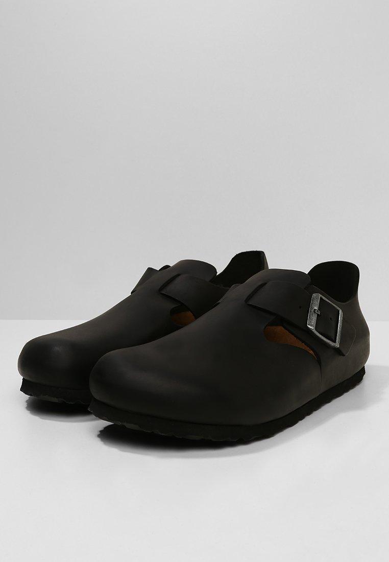 Birkenstock BARRIE - Slippers - black