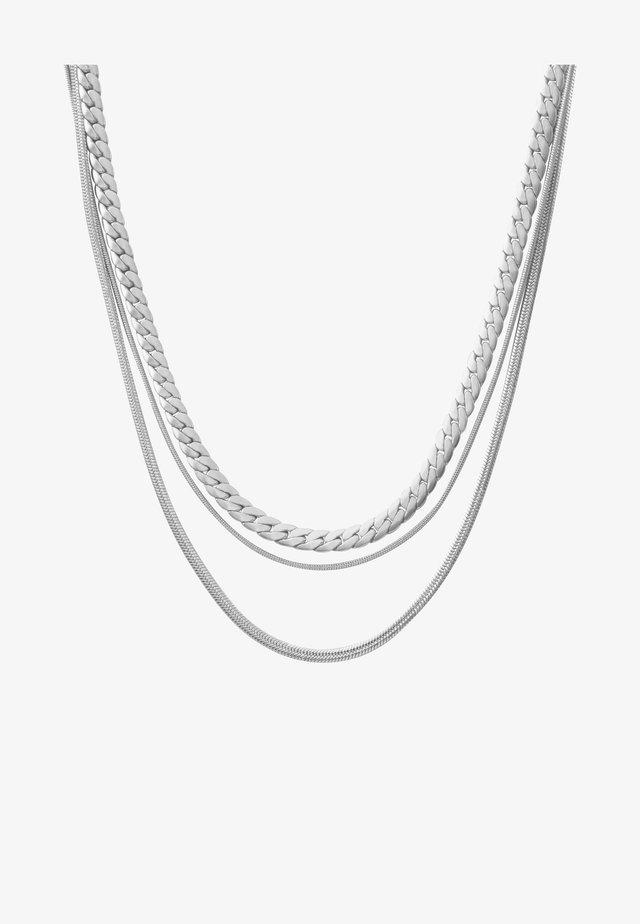 ISOLDE  - Kaulakoru - rhodium plating