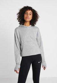 Nike Performance - SPHR ELMNT - Kapuzenpullover - particle grey/grey fog/silver - 0