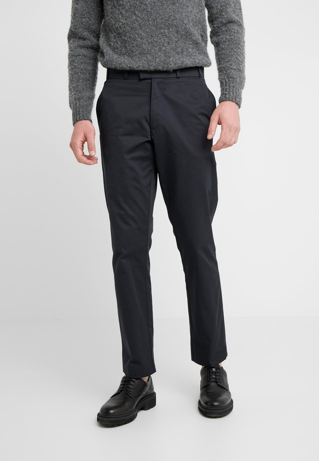 CARY - Trousers - navy