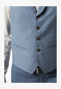CG – Club of Gents - Suit waistcoat - hellblau - 3