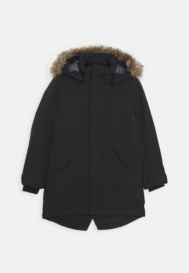 LISSABON - Hardshell jacket - black