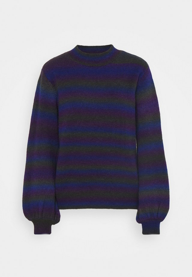 NETTIE JUMPER - Trui - dark ombre