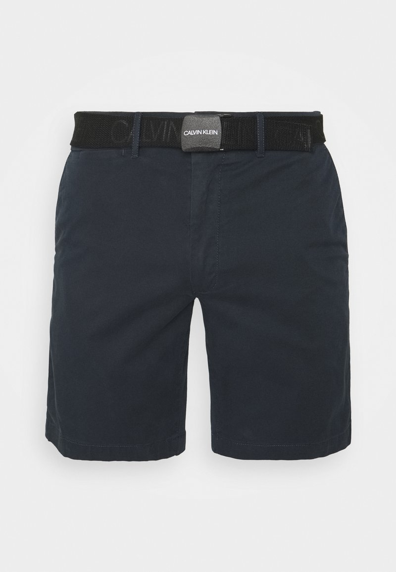 Calvin Klein - GARMENT - Shorts - calvin navy