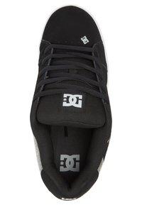 DC Shoes - NET UNISEX - Skeittikengät - black/grey/grey - 3