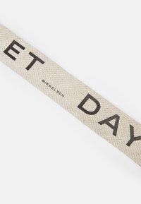 DAY ET - HERRINGBONE STRAP - Muut asusteet - black - 3