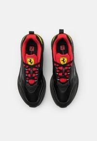 Puma - FERRARI RS-FAST  - Trainers - black/rosso corsa - 3