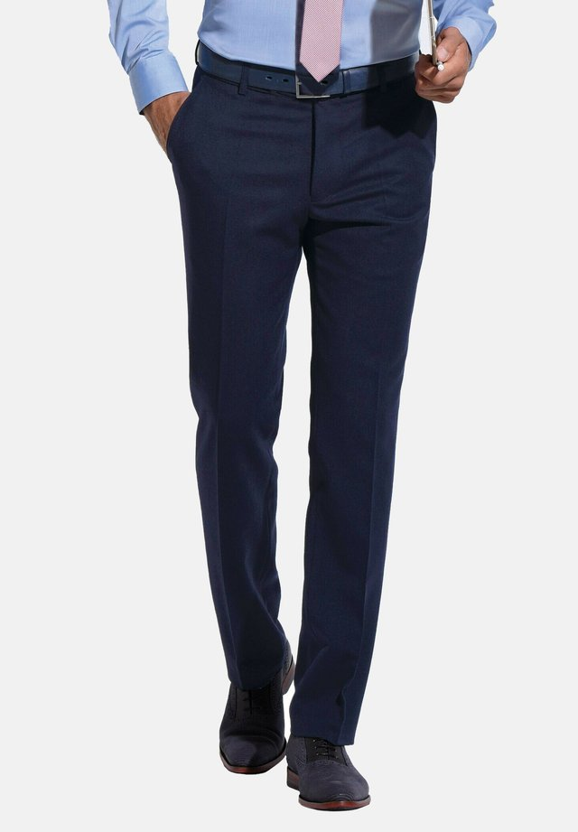STYLE 26 - Suit trousers - marine
