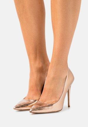 STESSY - Classic heels - rose gold