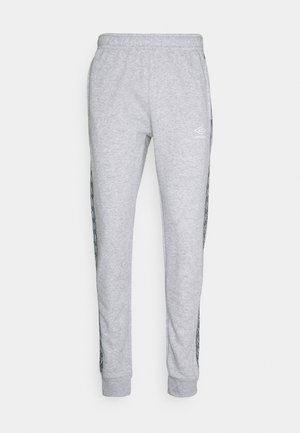 TAPED  - Tracksuit bottoms - grey marl