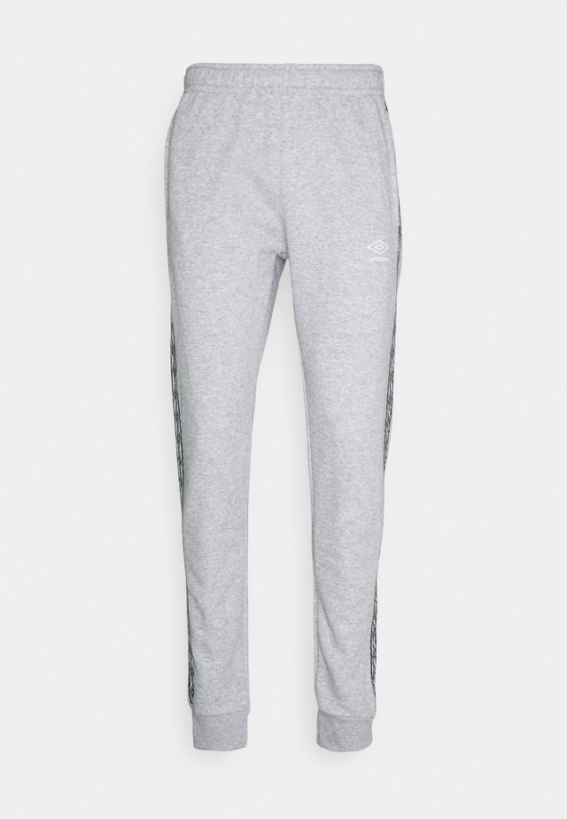 TAPED  - Pantaloni sportivi - grey marl