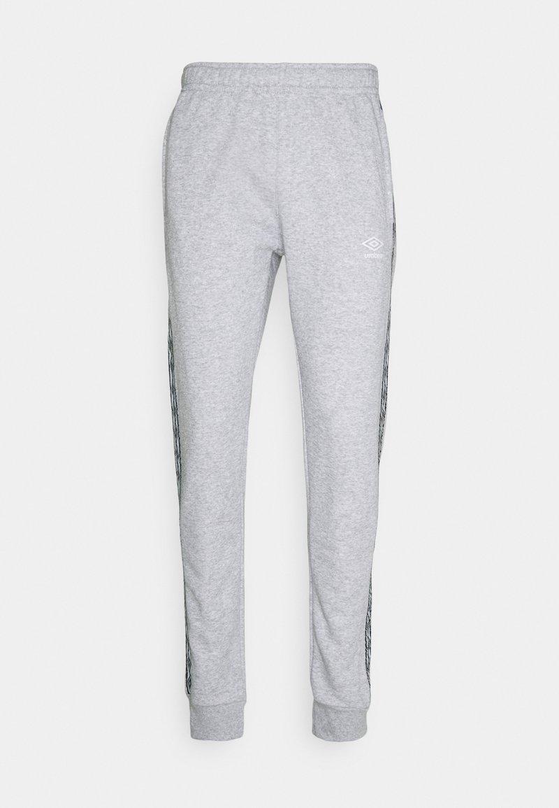 Umbro - TAPED  - Teplákové kalhoty - grey marl