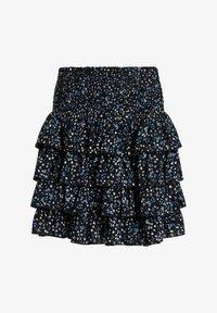 WE Fashion - Wrap skirt - Black - 0
