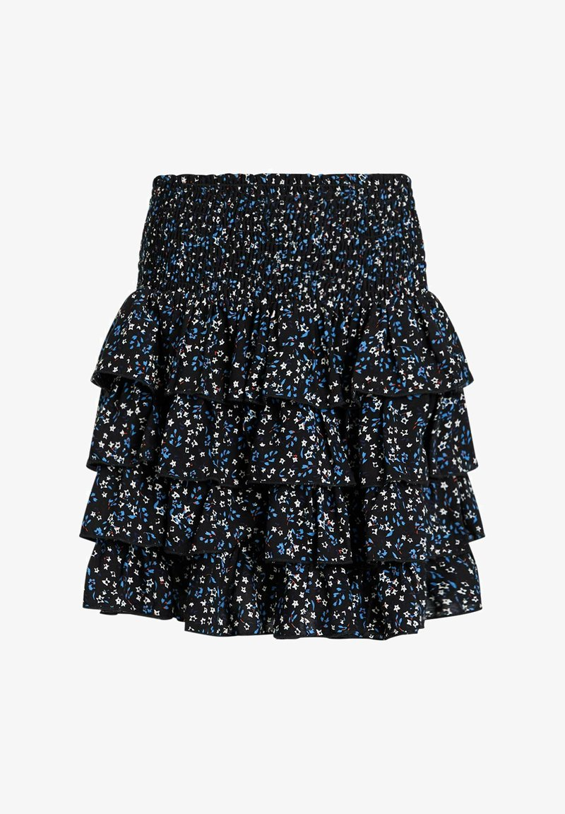 WE Fashion - Wrap skirt - Black