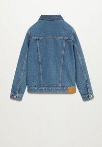 Mango - NORMA - Denim jacket - mittelblau - 1