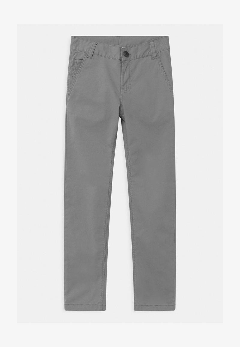 BOSS Kidswear - Chino kalhoty - medium grey