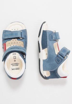 TAPUZ - Sandals - dark blue