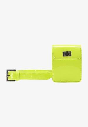 Riñonera - neon green