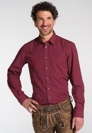 NELSON - Shirt - red