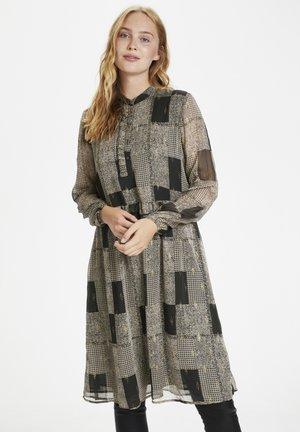 CUFRIJA  - Shirt dress - black