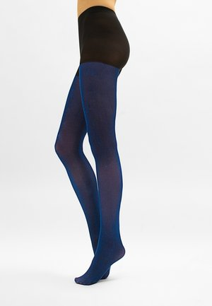 SHINY - 60 DEN - Tights - metallic blue