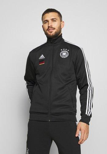 DFB DEUTSCHLAND 3S TRK TOP - Landslagströjor - black