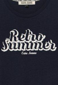 Cars Jeans - KIDS DENIA DRESS - Žerzejové šaty - navy - 1