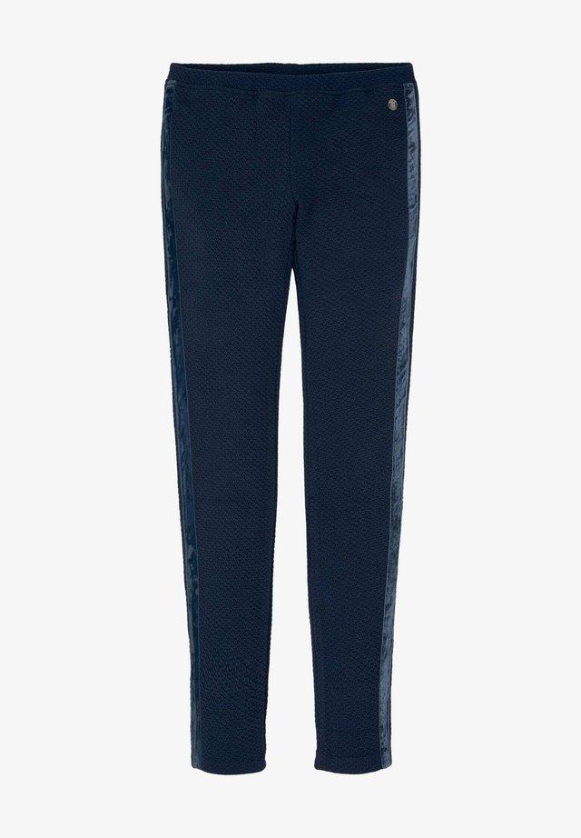 Leggings - Trousers - dress blue blue