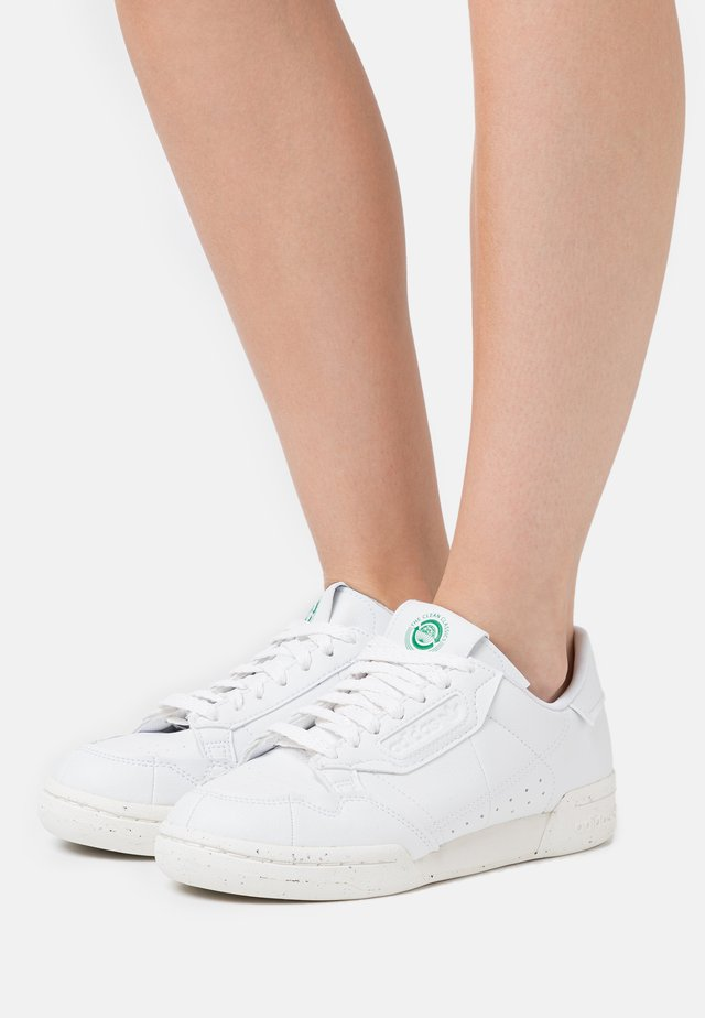 CONTINENTAL 80 PRIMEGREEN VEGAN - Sneakers laag - footwear white/offwhite/green