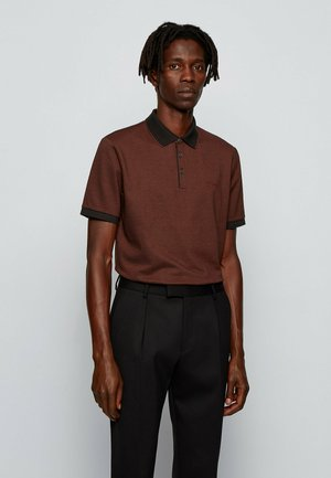 PROUT 28 - Polo shirt - brown