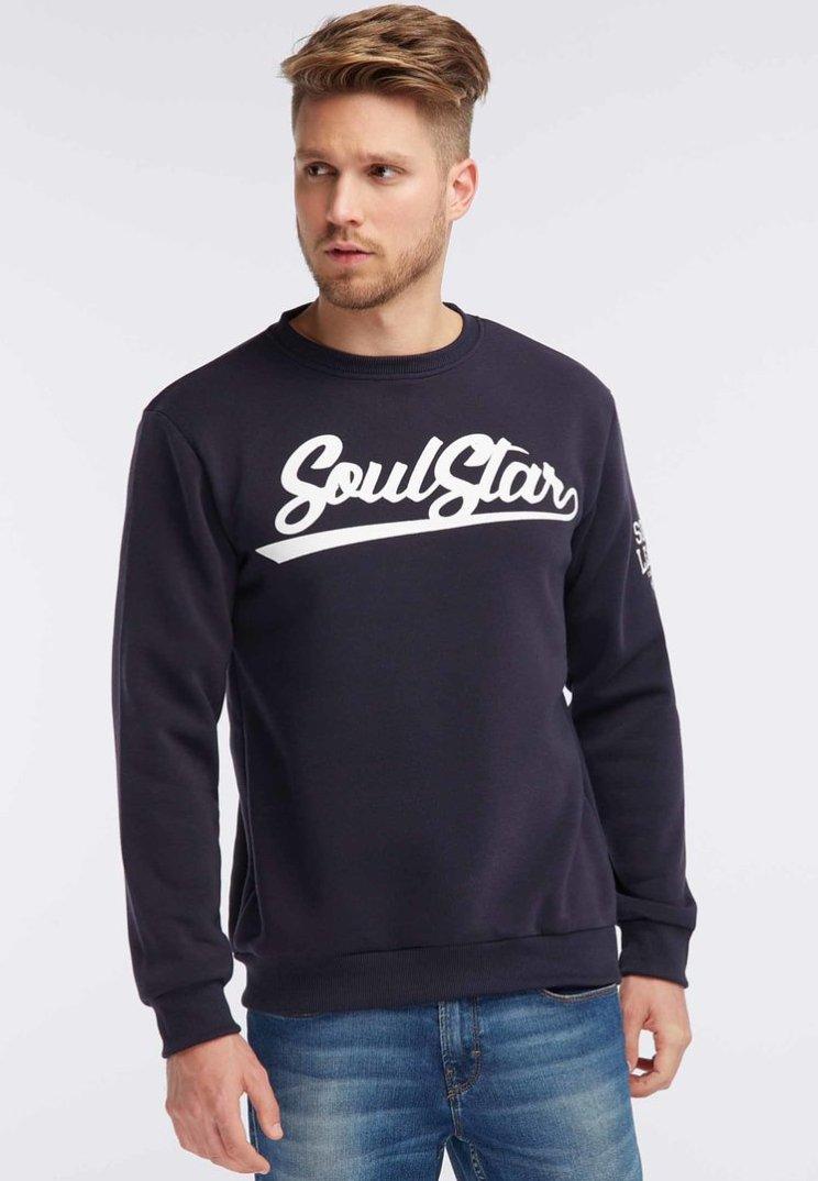 SOULSTAR - Sweatshirt - marine