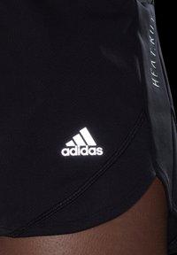 adidas Performance - HEAT.RDY RUNNING SHORTS - Pantaloncini sportivi - black - 4