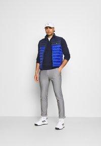 Polo Ralph Lauren Golf - LONG SLEEVE - Stickad tröja - french navy - 1