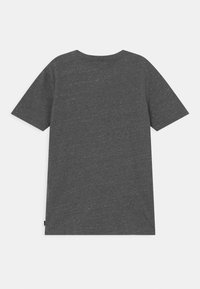 Quiksilver - LIGHTS OUT  - T-shirt con stampa - charcoal heather - 1