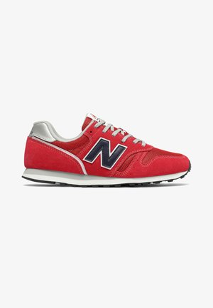 Baskets basses - red navy