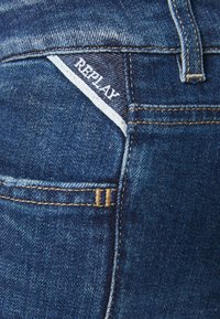 Replay - FAABY PANTS - Jeans slim fit - medium blue - 6