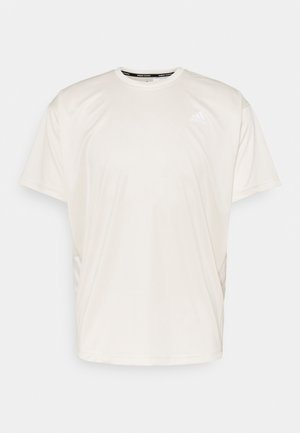 MENS YOGA TEE - Sports shirt - white