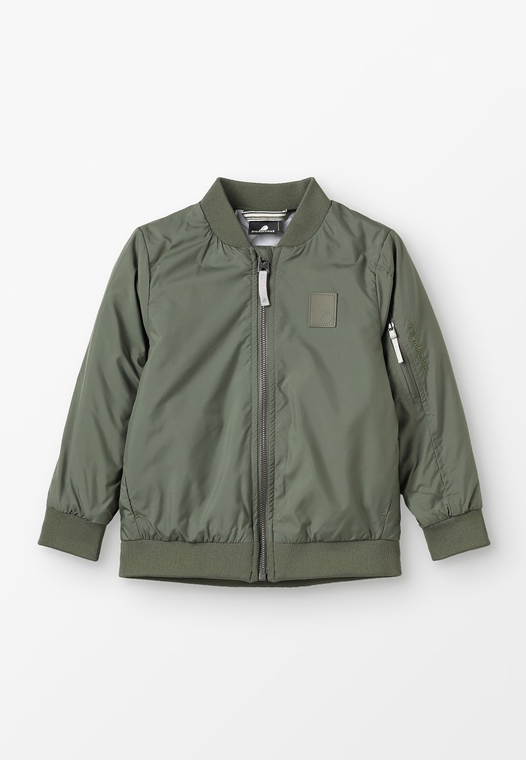 Didriksons - ROCIO KIDS JACKET - Outdoor jacket - khaki