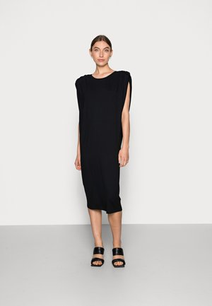 SARAH DRESS - Džersio suknelė - black