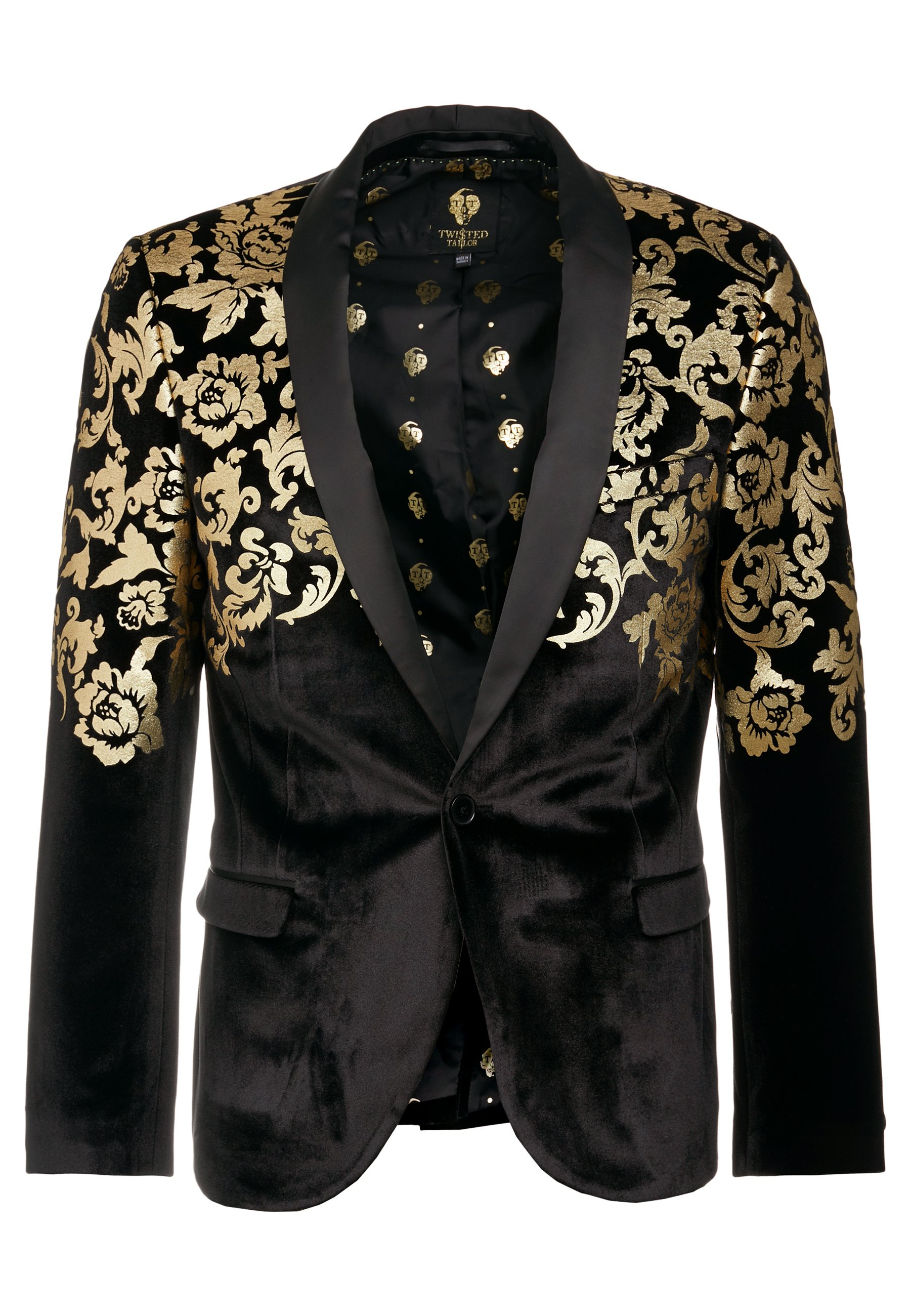 Twisted Tailor PALADINO - Blazer - black