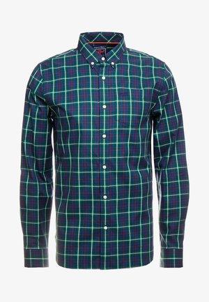 CLASSIC LONDON - Shirt - green check