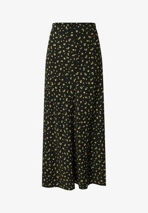 MERCY - A-line skirt - grasgrün