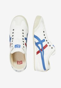 Onitsuka Tiger - MEXICO 66 SLIP-ON - Sneakers - white/tricolor - 1