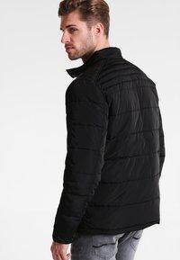 HARRINGTON - BIKER - Winter jacket - noir - 2