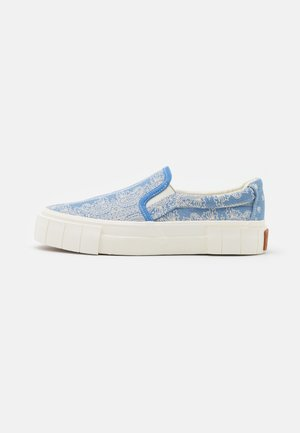 YESS PAISLEY UNISEX - Trainers - blue