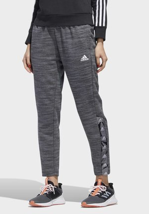 ESSENTIALS TAPE JOGGERS - Tracksuit bottoms - grey