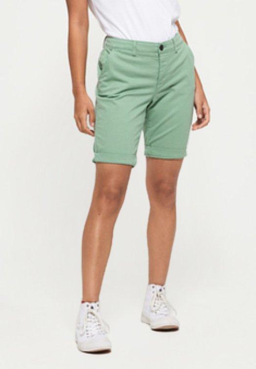 Superdry - CITY - Shorts - khaki