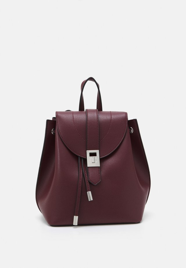 FOSTER BACKPACK - Zaino - dark burgundy